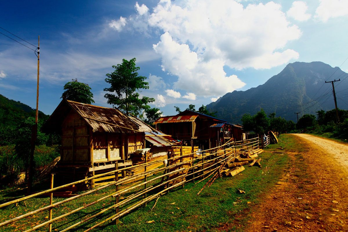 Articles about Laos
