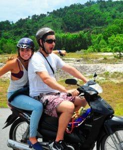 Motorbikes & Tuk-Tuk Tours