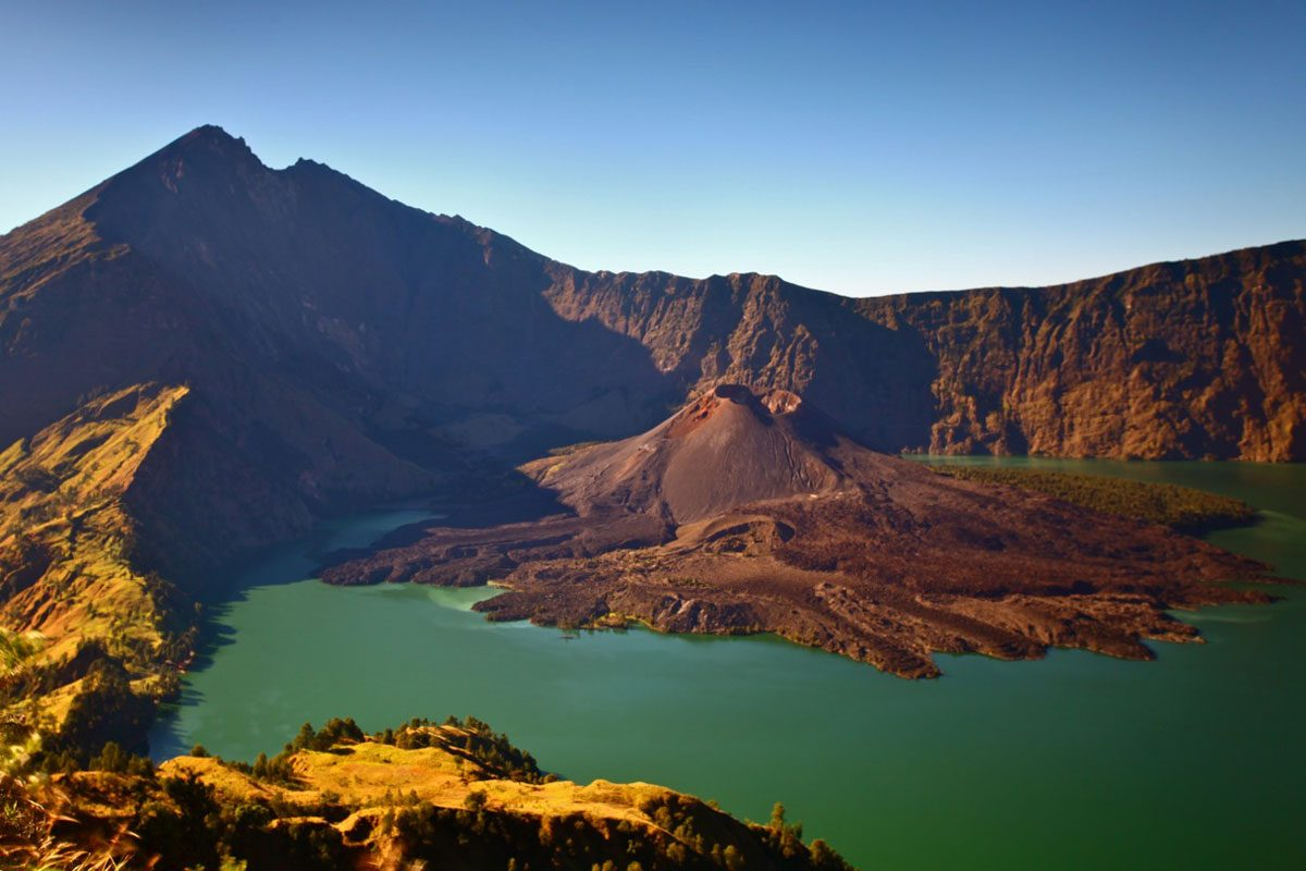 Lombok (Bali's Less Touristy Sister)