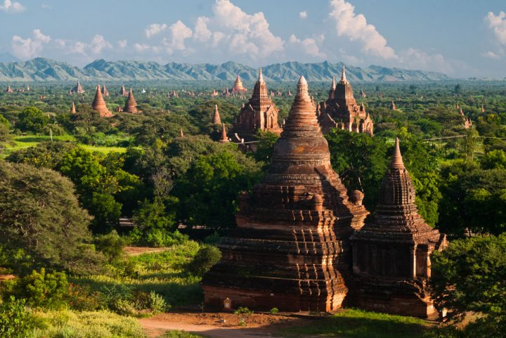 Articles about Myanmar