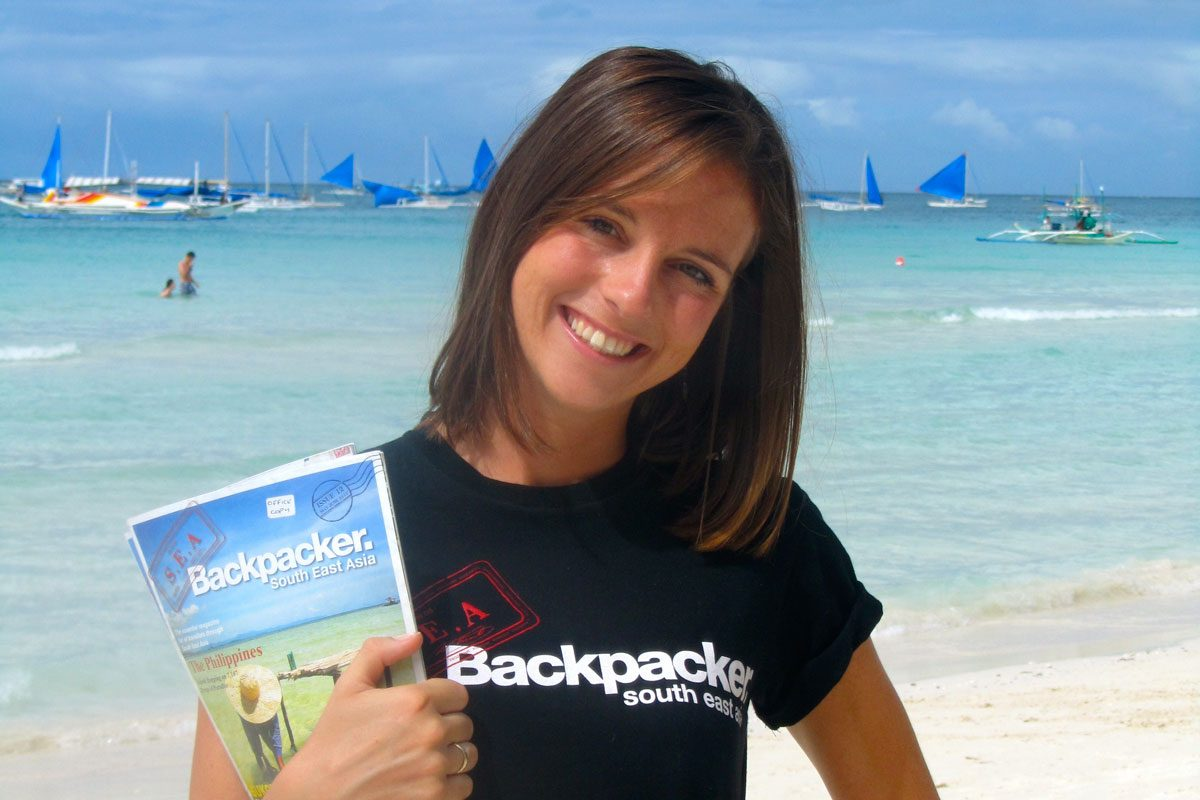 One Girl's Adventure from Wide-eyed Traveller to Worldwide Entrepreneur