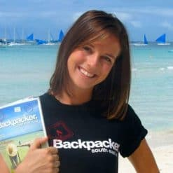 Nikki Scott, founder of South East Asia Backpacker Magazine