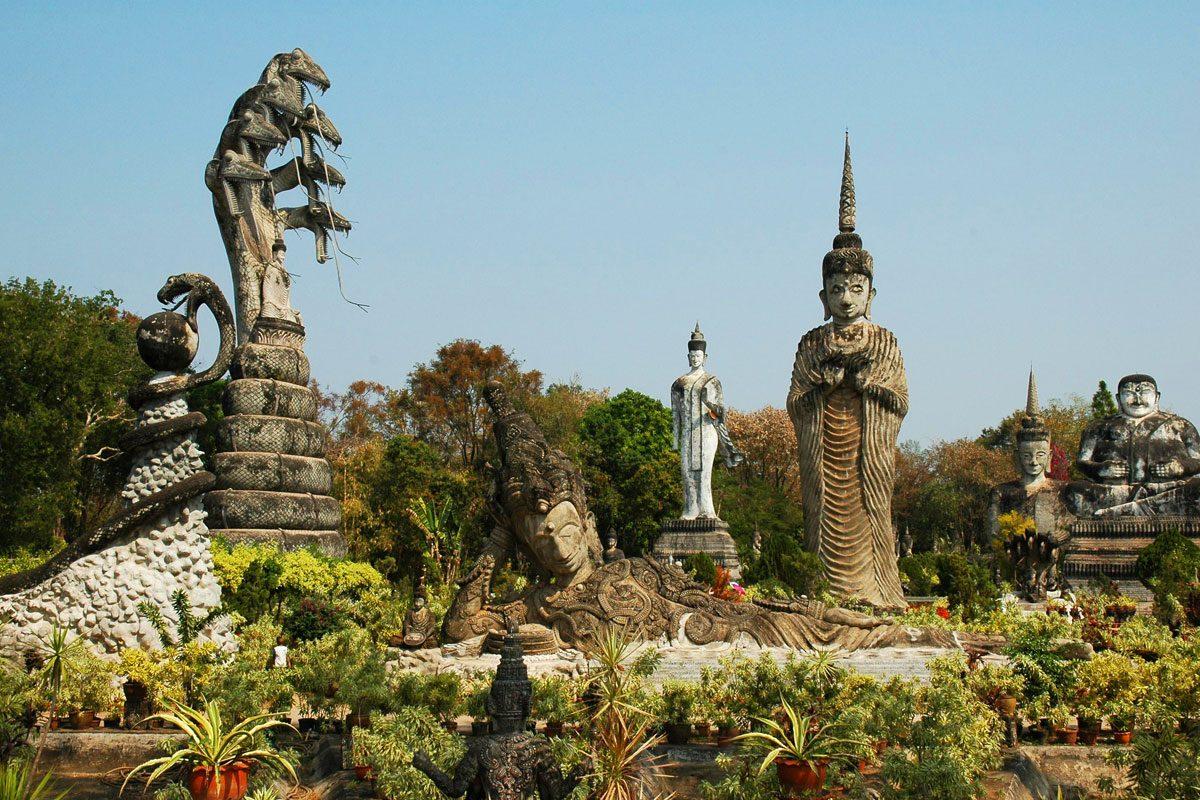 Nong Khai, Northern Thailand