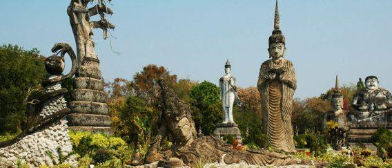 Nong Khai (River Border to Laos)