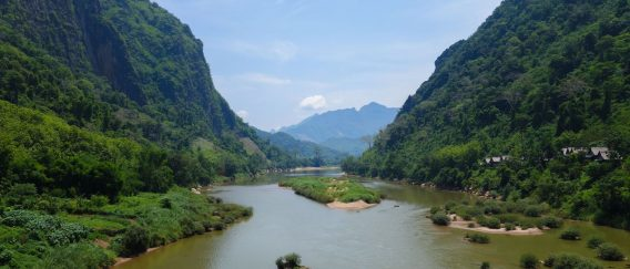 Nong Khiaw (The Rugged Highlands of Laos)