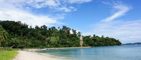 Langkawi (Tax free island paradise)