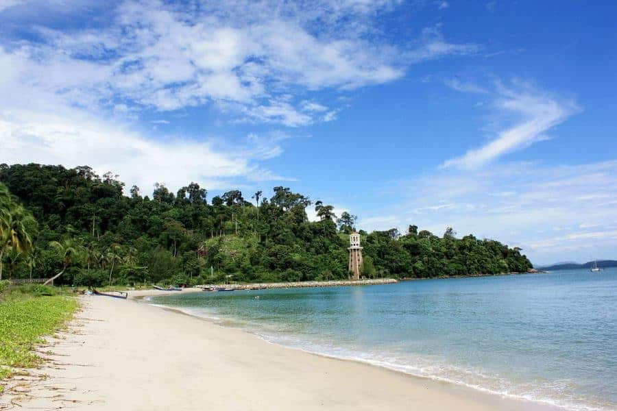 Pantai Kok Beach, Langkawi