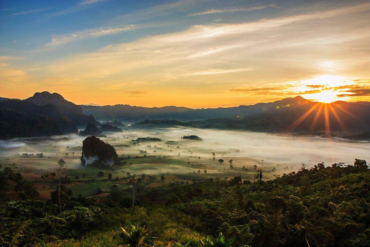 Head to Northern Thailand…
