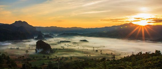 Head to Northern Thailand…