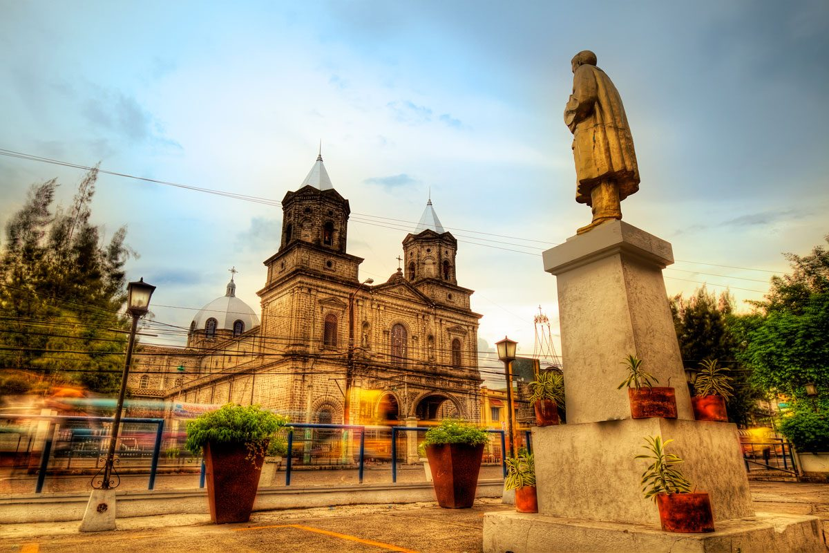 history of angeles city