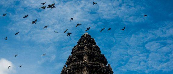 Phimai (Thailand's Angkor Wat)