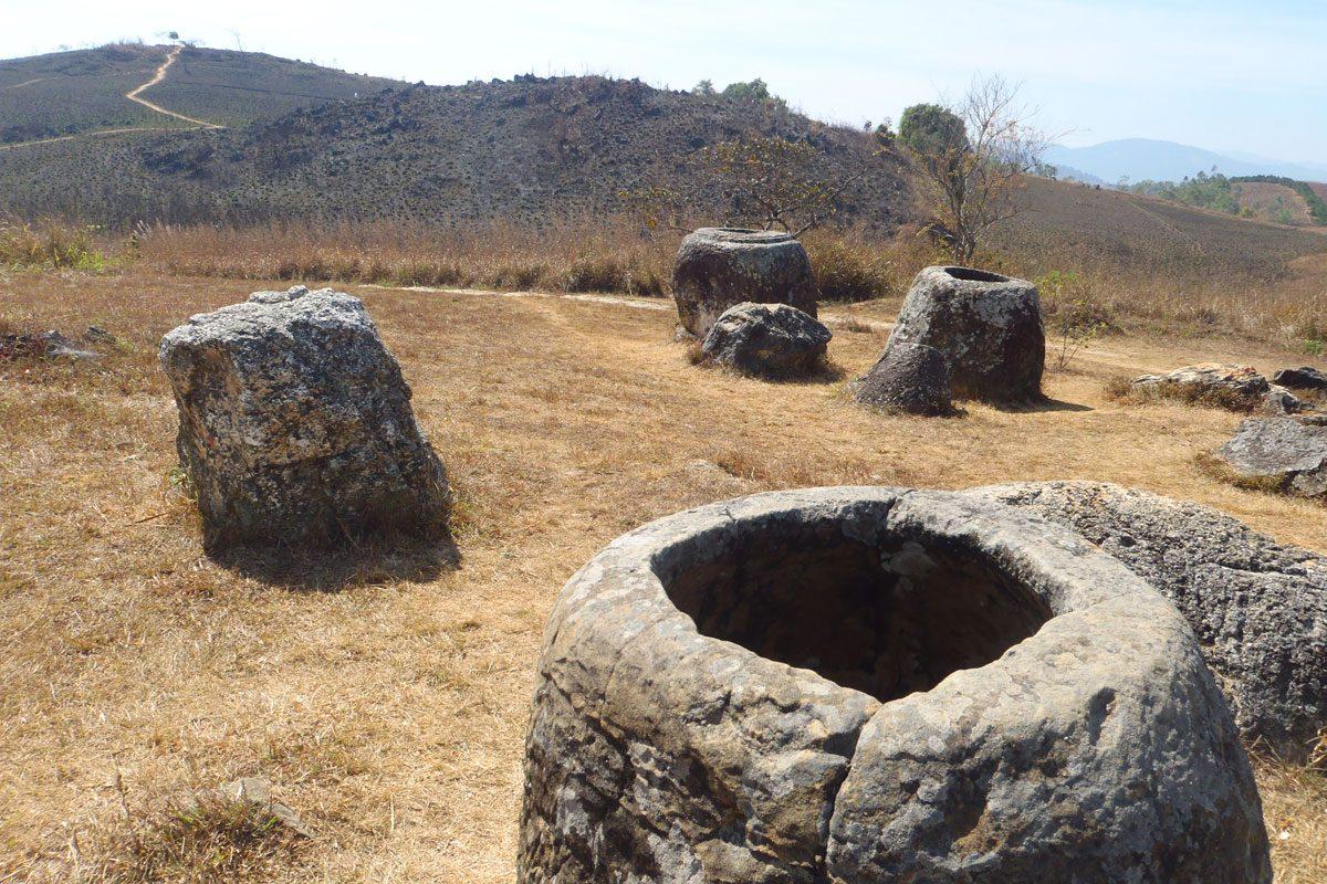 Phonsavan (Plain of Jars)