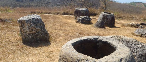 Phonsavan (Plain of Jars)