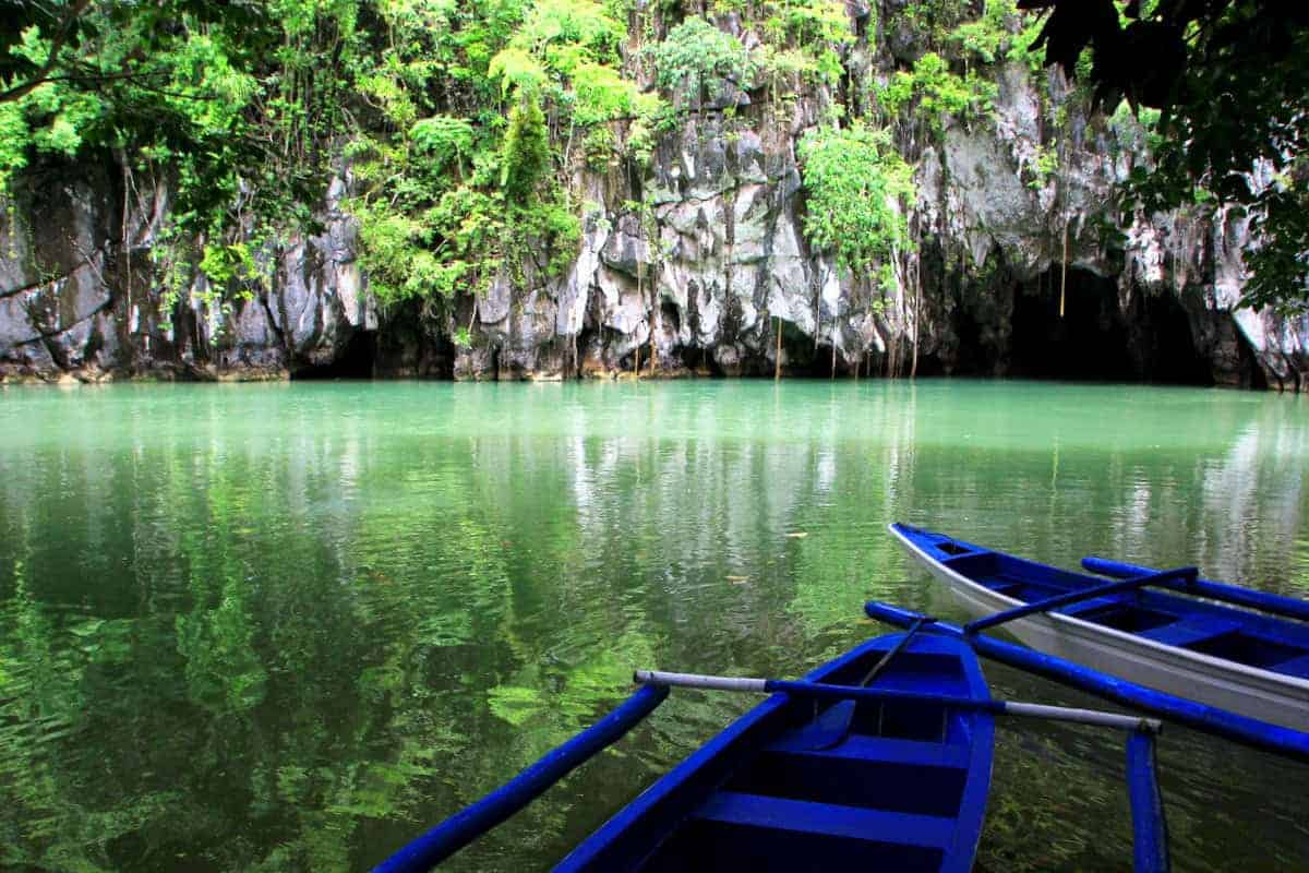 The Underground River of Puerto Princesa, Palawan