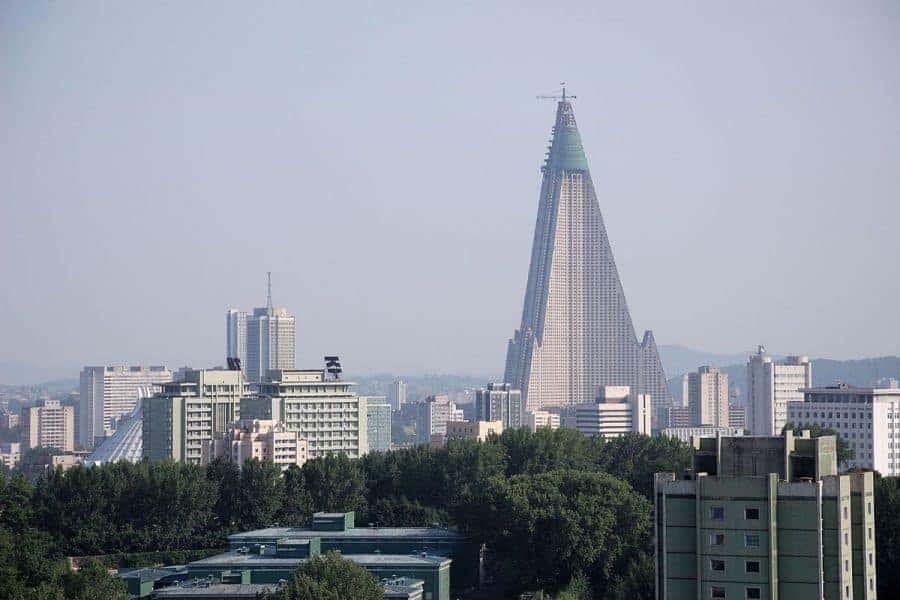Pyongyang-North-Korea