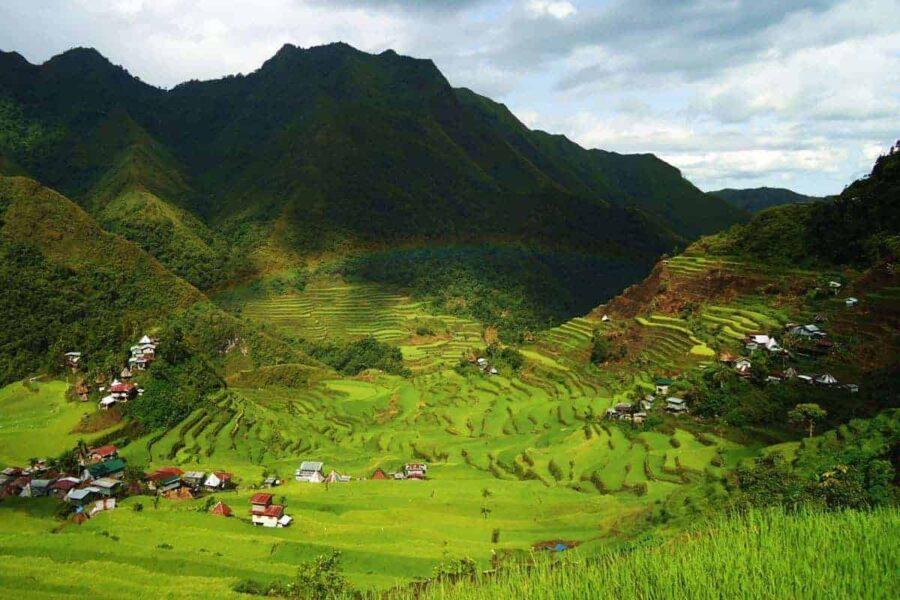 Rice Terraces Batad Sagada