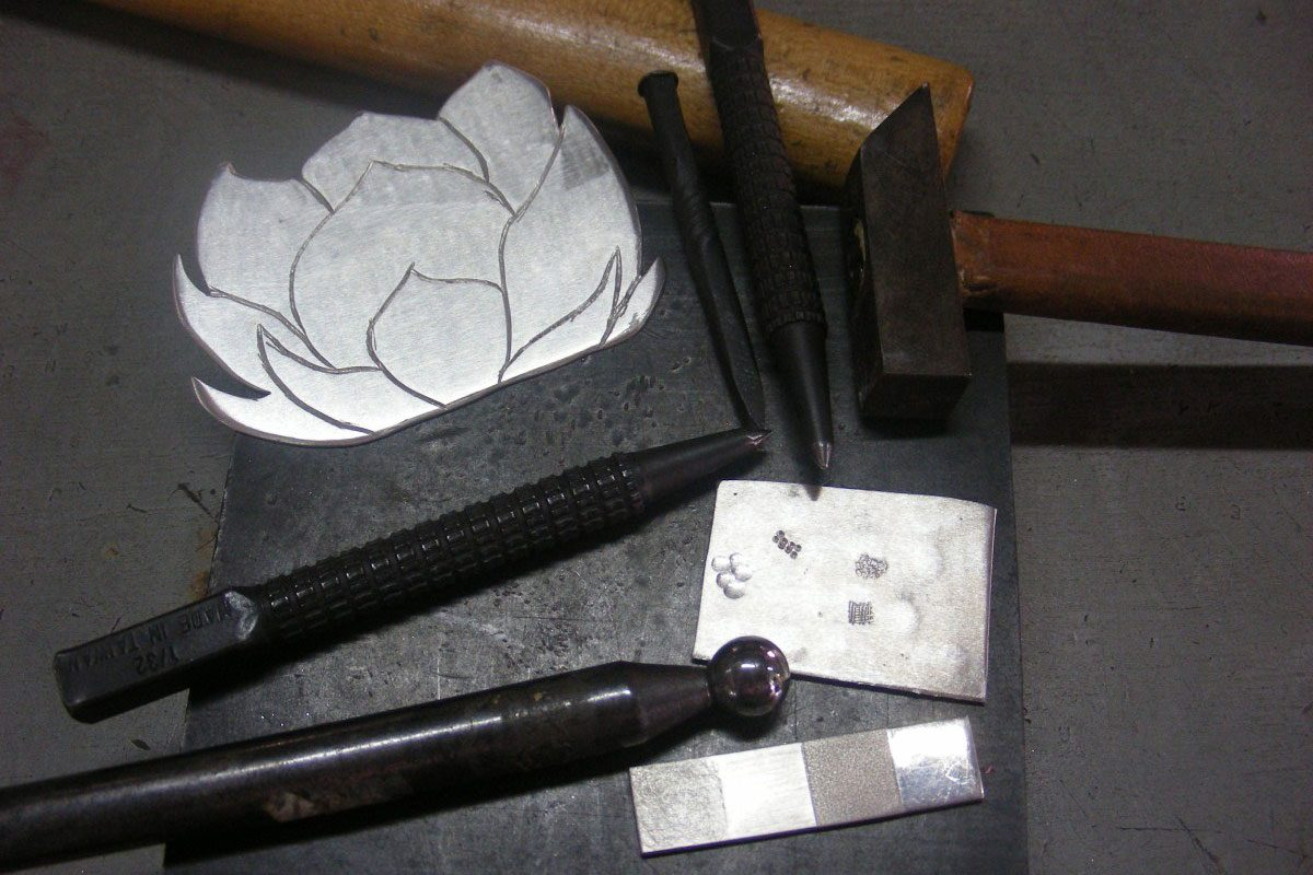 Make Your Own Silver Jewellery at a Workshop in Chiang Mai, Thailand