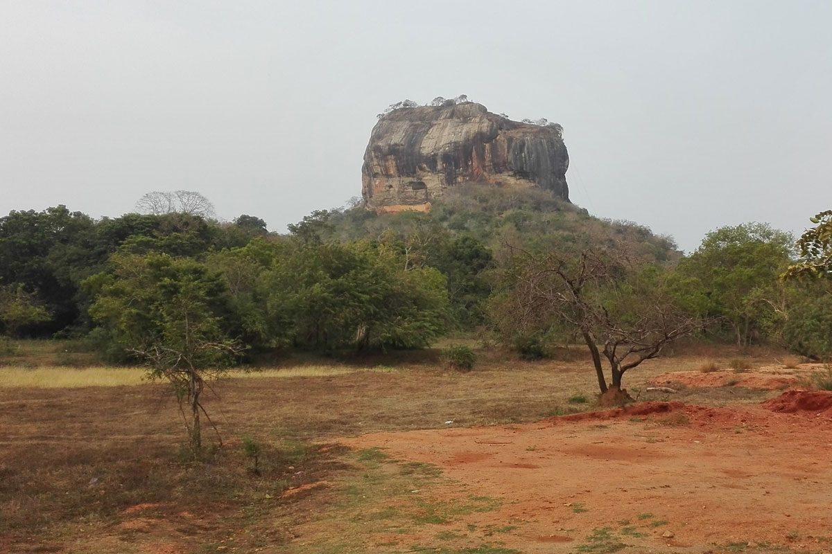 Sigiriya (Wildlife & a big rock!)