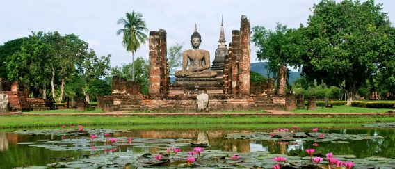 Head to Central Thailand…