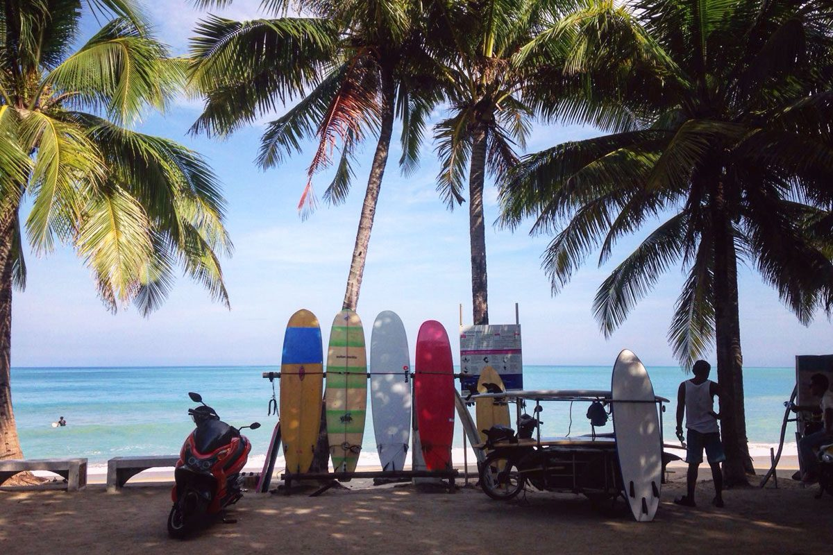 Can you Surf in Thailand? Yes You Can!