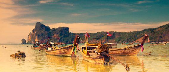 Head to Southern Thailand…