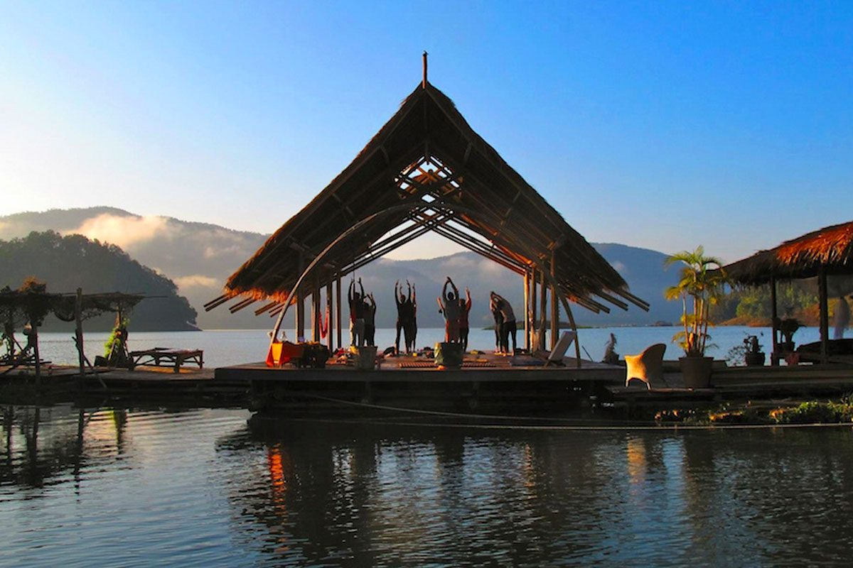 Where to Get Your Yoga on in Thailand?