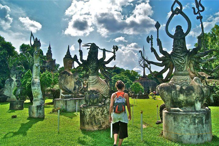 Vientiane (Sleepy Capital)