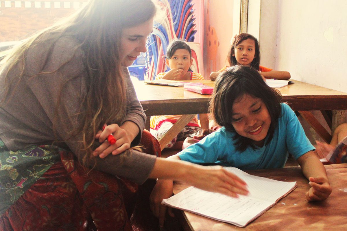 A Different Perspective: Volunteering with the International Humanity Foundation in Jakarta, Indonesia