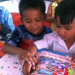 Beyond the Temples of Angkor… Volunteering to Provide Free Education for Poor Children of Cambodia