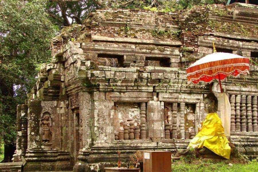 Wat Phu Pakse Laos