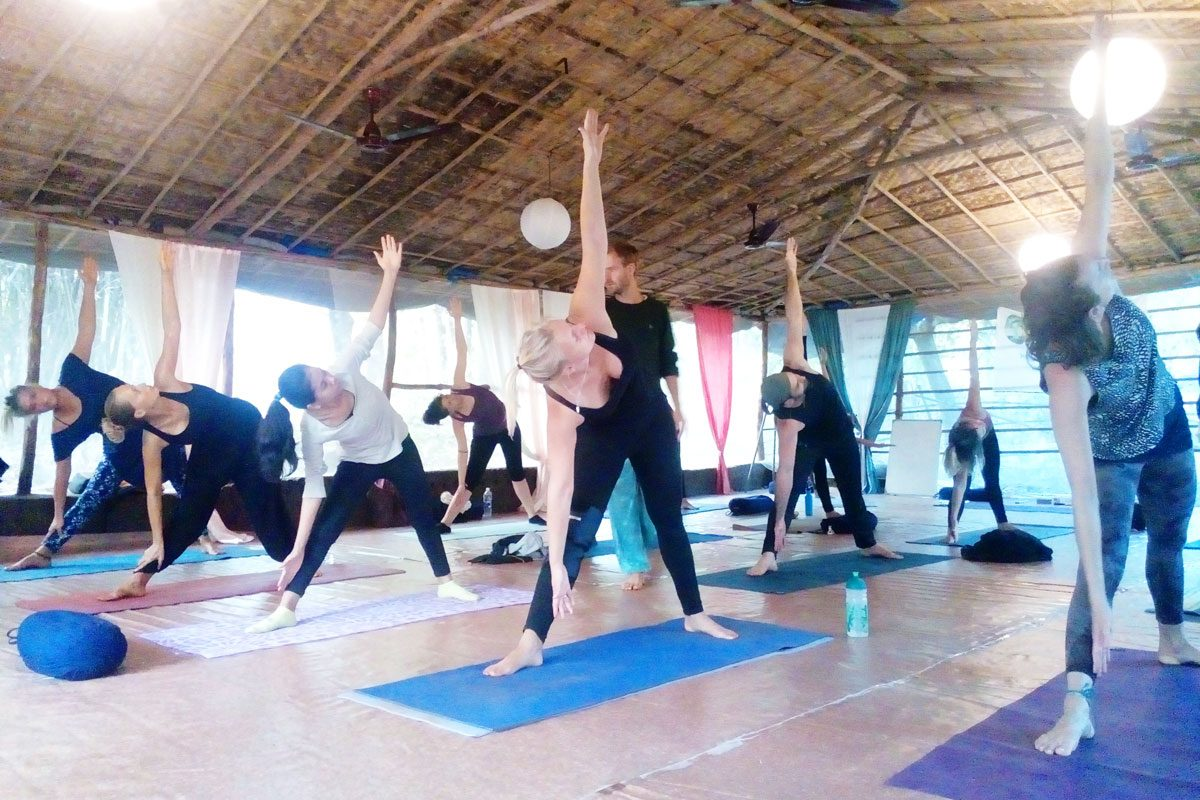 Becoming a Yoga Teacher in India:  Review of 200-Hour Yoga & Meditation Teacher Training Course at Parimukti – Part 1