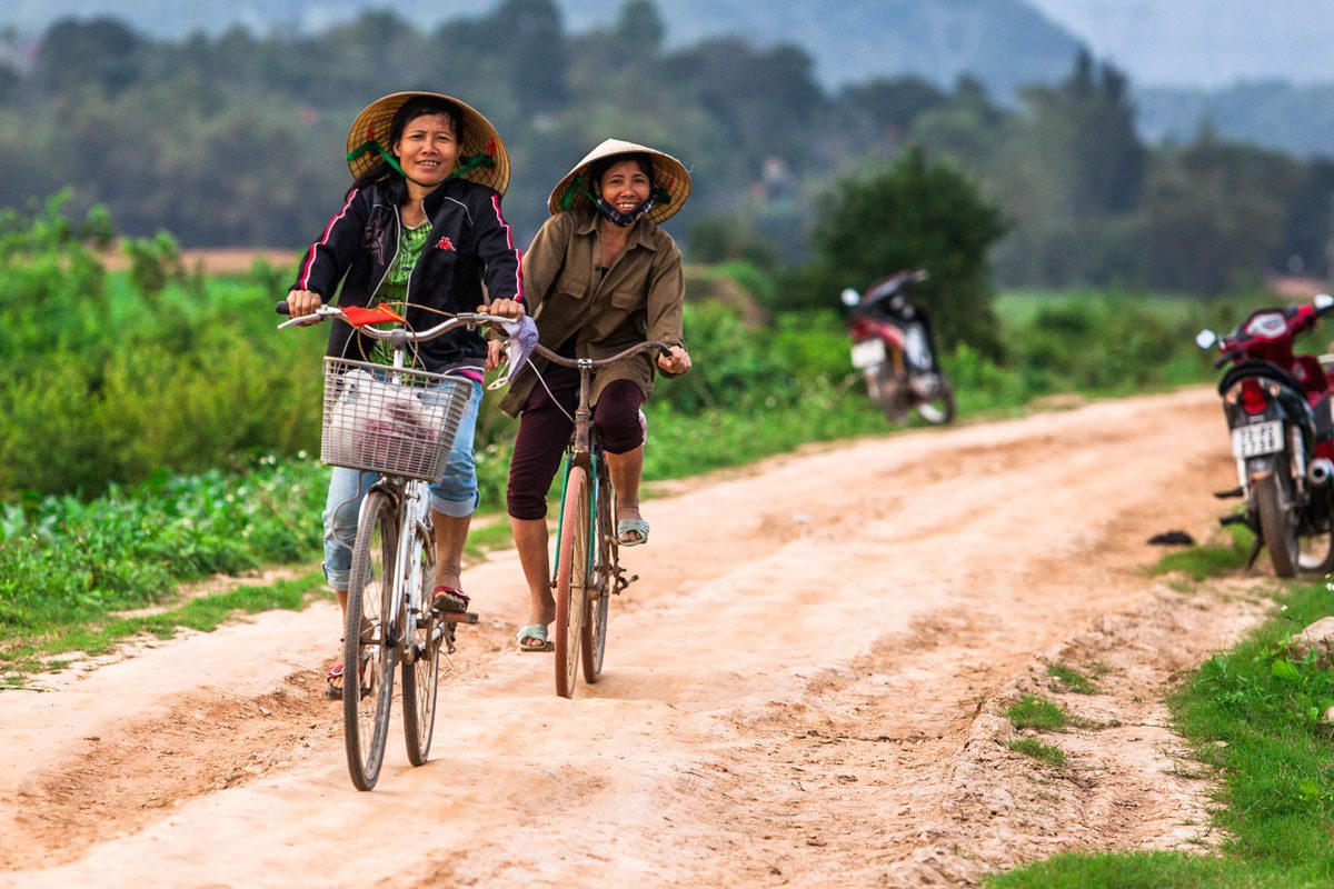 Four Months on a Bicycle in Vietnam: Ho Chi Minh City to Hanoi