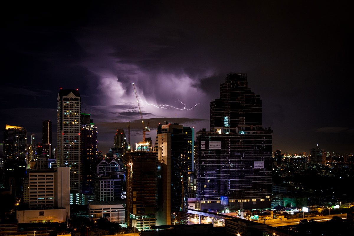 Bangkok (Will knock your flip flops off!)
