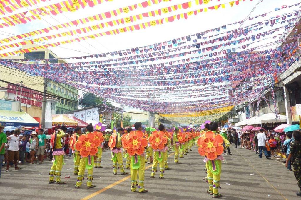 Sinulog Festival, Cebu City, Philippines.