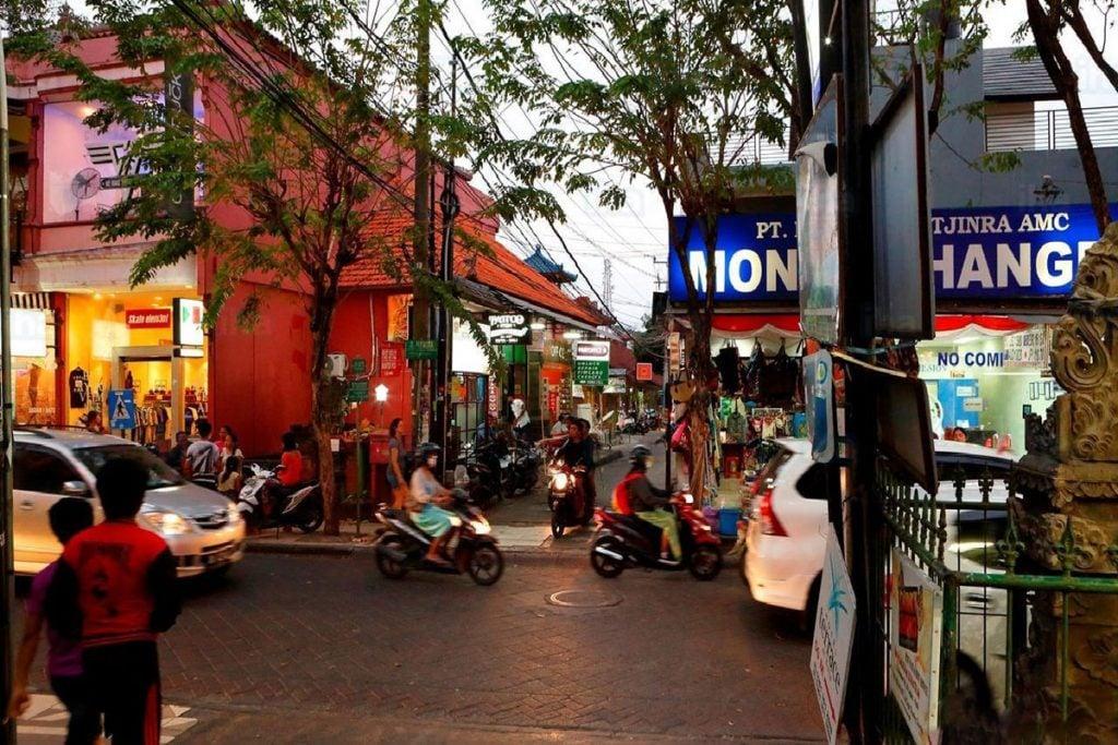 Kuta, Bali.