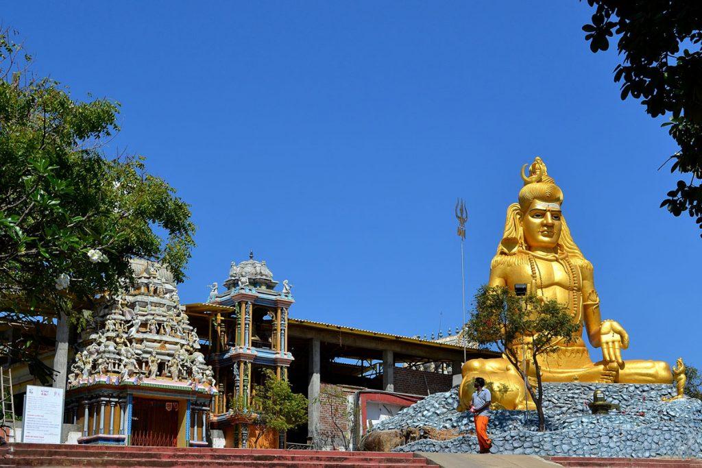 Sri Lanka Koneswaram Temple Trincomalee