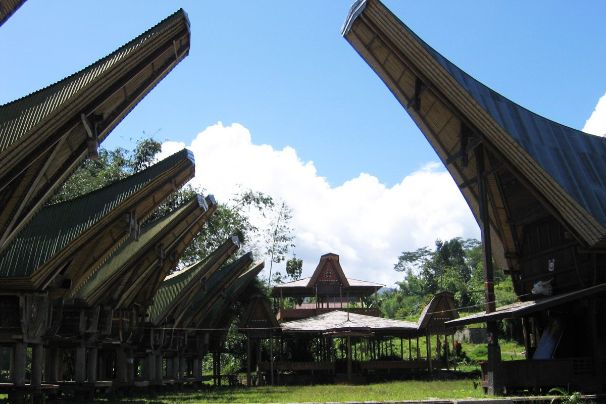 Getting away from the crowds. A Taste of Tana Toraja, Sulawesi, Indonesia