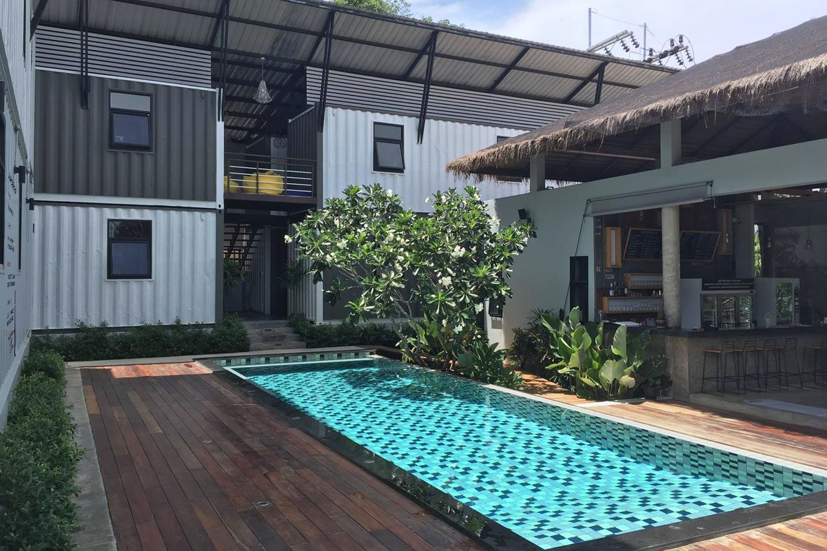 Us Hostel, Bophut, Koh Samui, Thailand – From $13 USD / Bed
