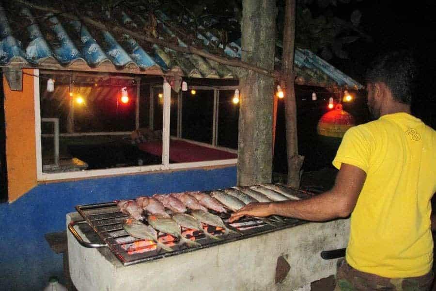 Seafood-BBQ-Tangalla-Sri-Lanka