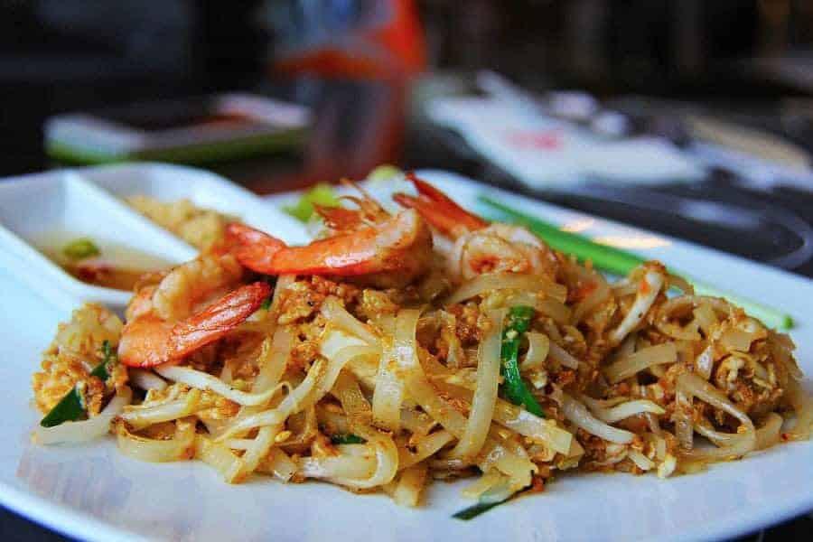 Pad Thai, Thailand.