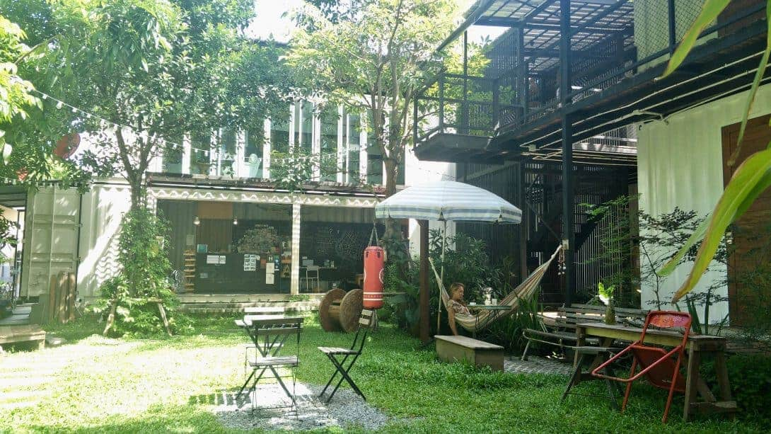 The Yard Hostel, Bangkok