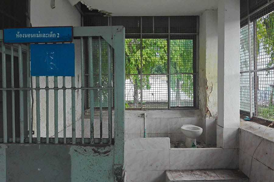 The Abandoned Women S Prison In Chiang Mai S Old Quarter