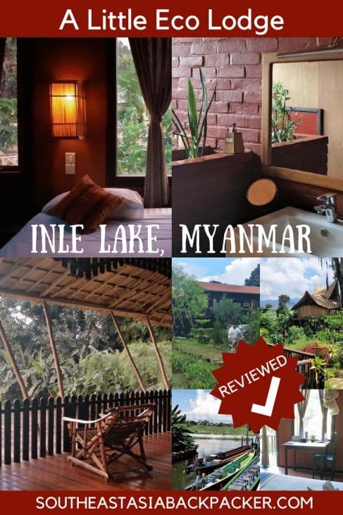 A Little Eco Lodge, Inle Lake, Myanmar