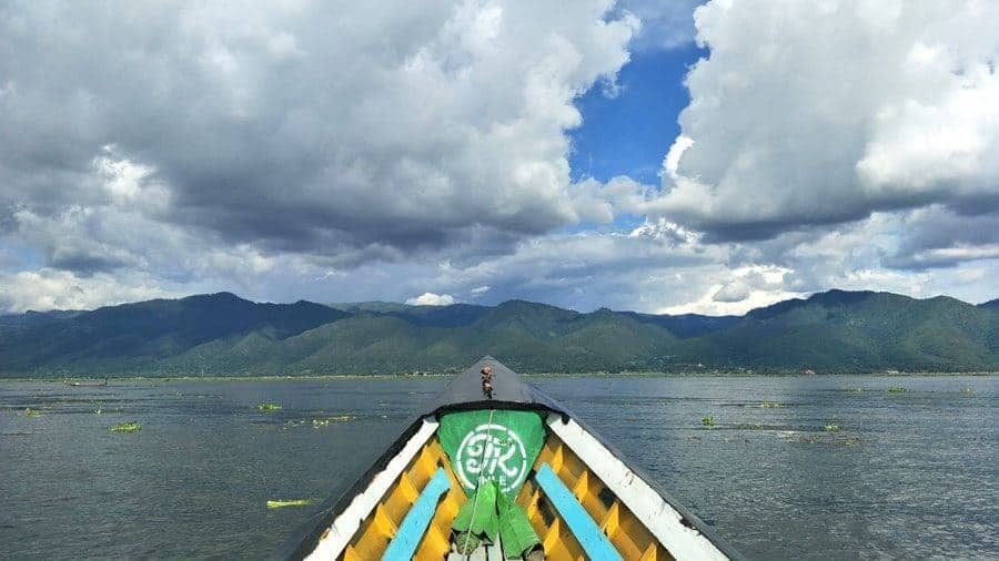 A boat trip on Inle Lake is a must for travellers to Myanmar.