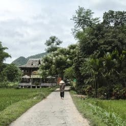 Mai Chau Valley, Vietnam.