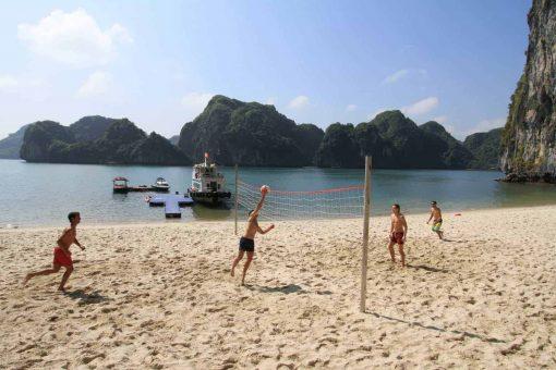 Castaways Island, Vietnam
