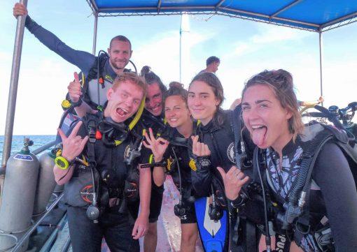 Roctopus Dive Trip!