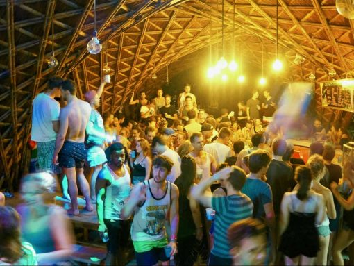 Party Time at Castaways Island