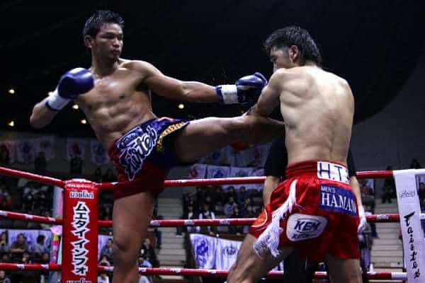 Attachai Fairtex in the Ring