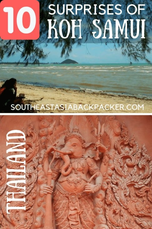 Pin For 10 Surprises From My First Week in Koh Samui, Thailand